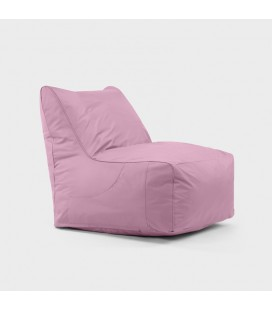 LG-80X70-P - Miles Bean Bag Chair Pink -