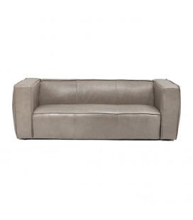 Jayhawk Couch - Wax Crackle Smoke -