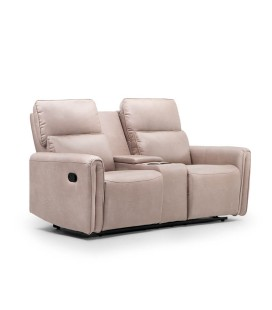 2 Seater with Console
