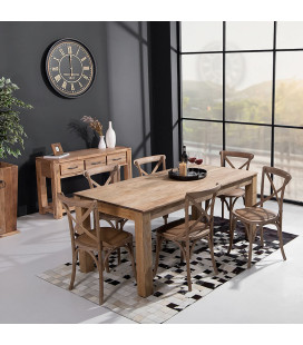 Montreal Provance 6 Seater Dining Set (1.6m) -