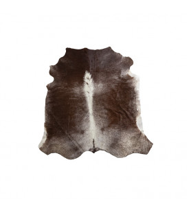 Nguni Cow Hide - Brown and White -