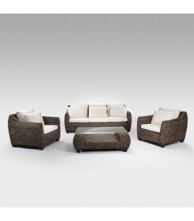 Salem Patio Lounge Set