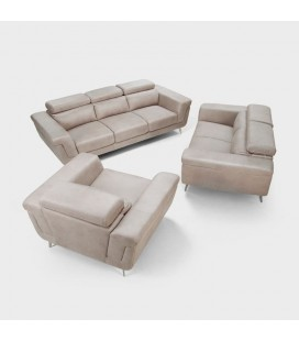 Damian Lounge Suite - Driftwood