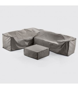 Alanzo Patio Set Protective Cover - Stone