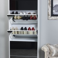 Shoe and Jewellery Cabinets